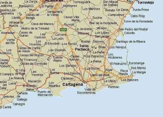 Spanish Property Selection Property Costa Calida