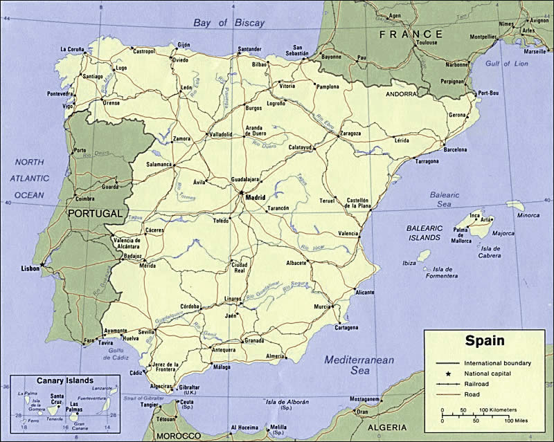 Spanish Property Selection Spain