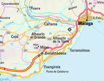 Spanish Property Selection Mijas