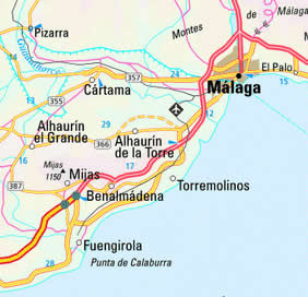Spanish Property Selection Torremolinos